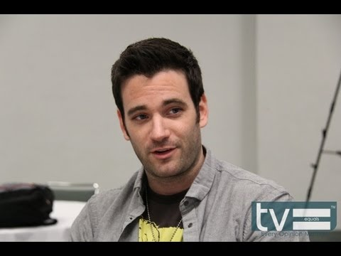 Colin Donnell   Arrow CW