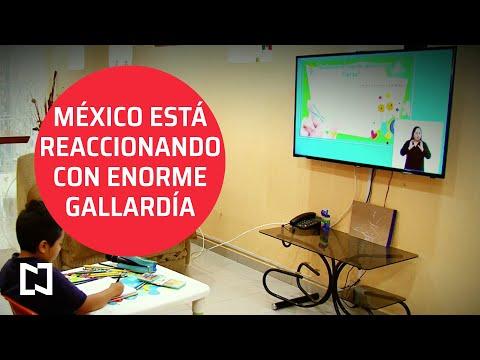 """Esteban Moctezuma, titular de la SEP,  habla sobre el programa """"Aprende en Casa II"""" - Las Noticias"""