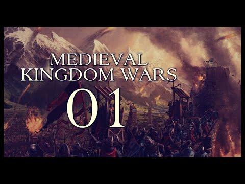 Medieval Kingdom Wars Gameplay Part 1 (Duchy of Austria)