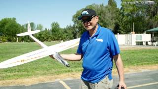 Nitroplanes Top RC Lightning 1500 Gilder Review