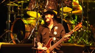 Motörhead - Killed By Death (Live in Milan 2014)