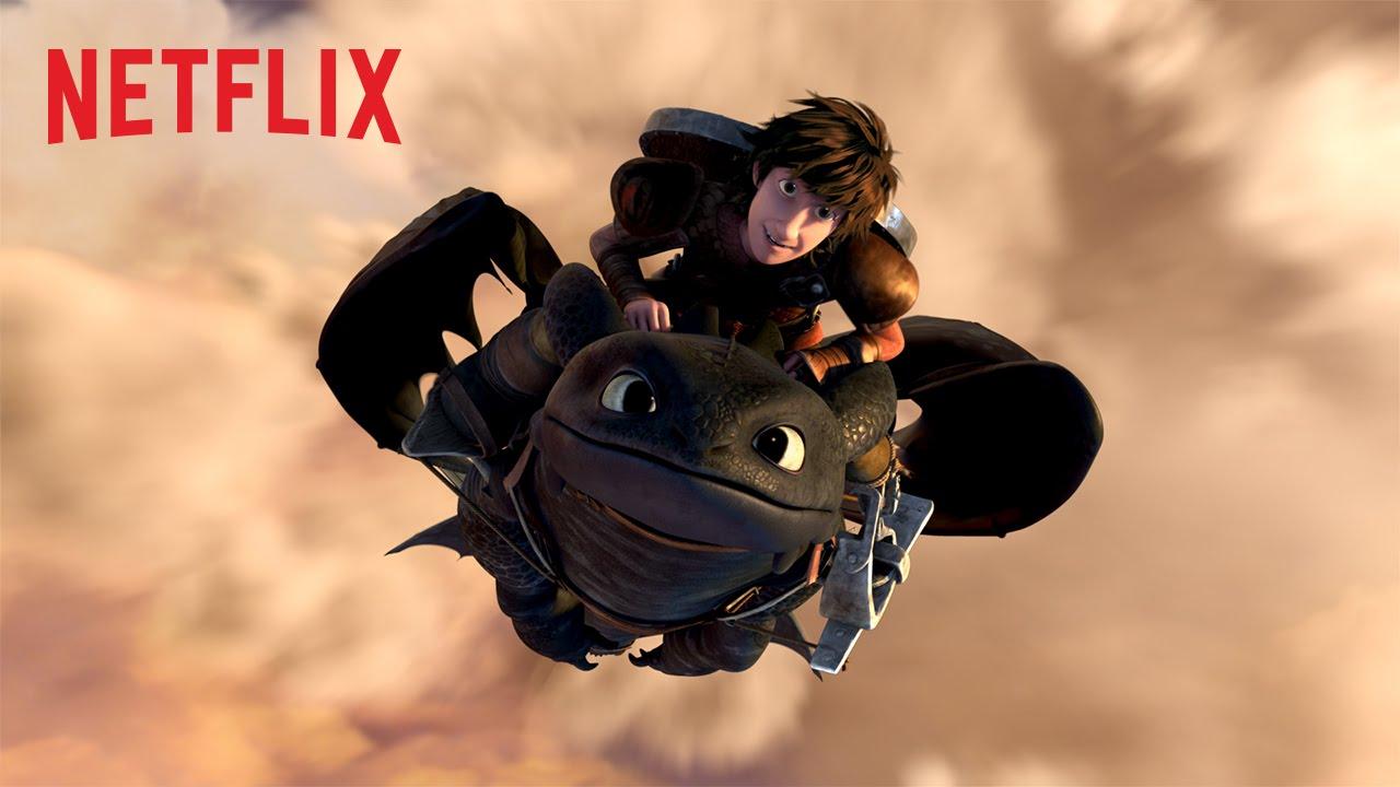 DreamWorks Dragons: Auf zu neuen Ufern – Offizieller Trailer ...