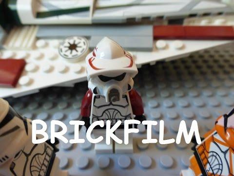 Lego Star Wars Wojny Klonów Odc 1 Youtube