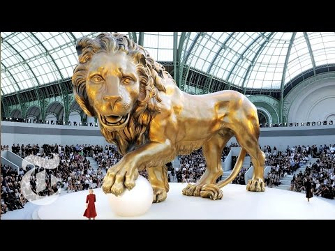 Style: The Chanel Lion Roars   The New York Times
