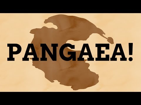 How Did Pangaea & The Supercontinents Get Their Names?