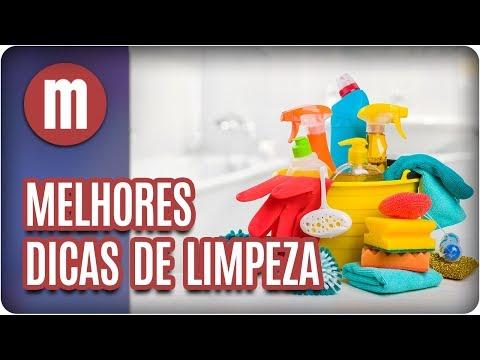 Dicas de limpeza - Mulheres (14/08/17)