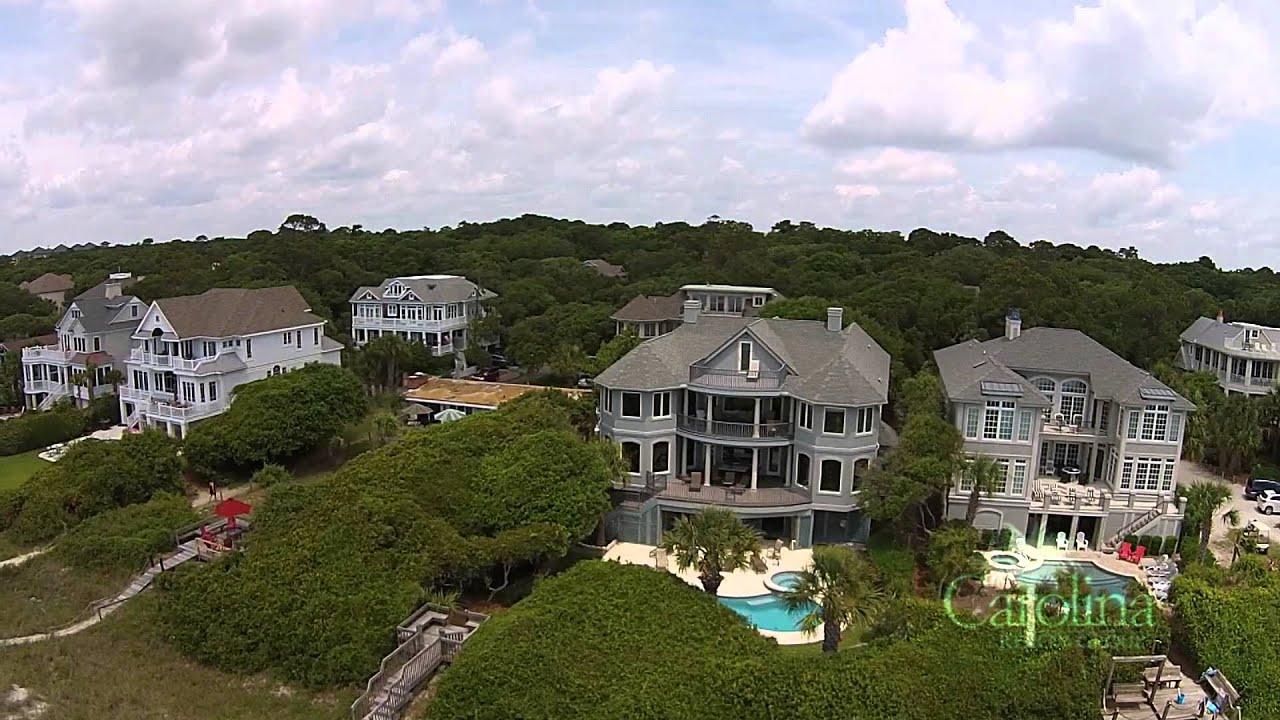 Hilton Head South Carolina Beach House Rentals The Best Beaches In - North forest beach hilton head map