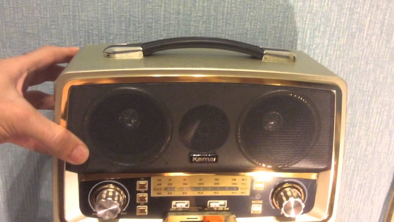 А-8 Автомобильный радиоприёмник для а/м