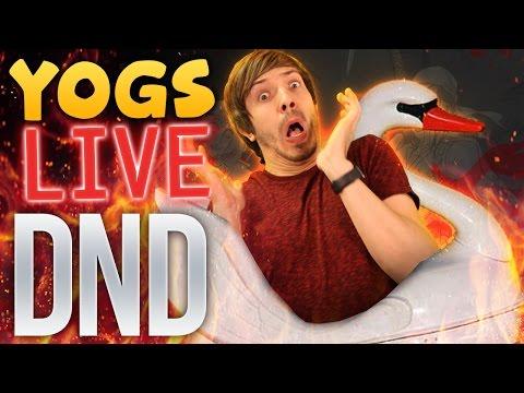 Swan Boat - HighRollers D&D: Episode 28 (9th October 2016)