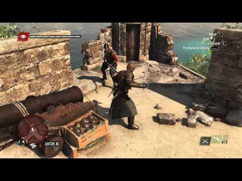 Assassin's Creed IV Black Flag #Nassau 1/2