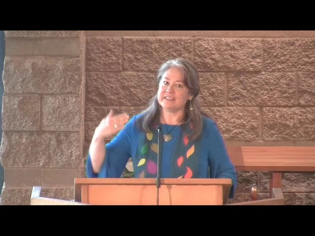 MDUUC Sunday Service -- March 22, 2020  Rev. Leslie Takahashi