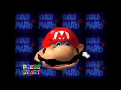 Screw Attack Video Game Vault - Super Mario 64