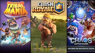 Top 5 Games like Clash Royale | Similar games to Clash Royale 2017 | ( PART:-2)