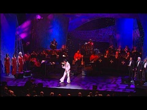 Kraig Parker Elvis Presley Tribute Live in Las Vegas