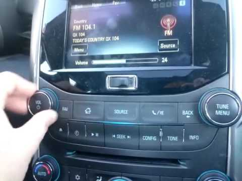 Malibu Radio problem