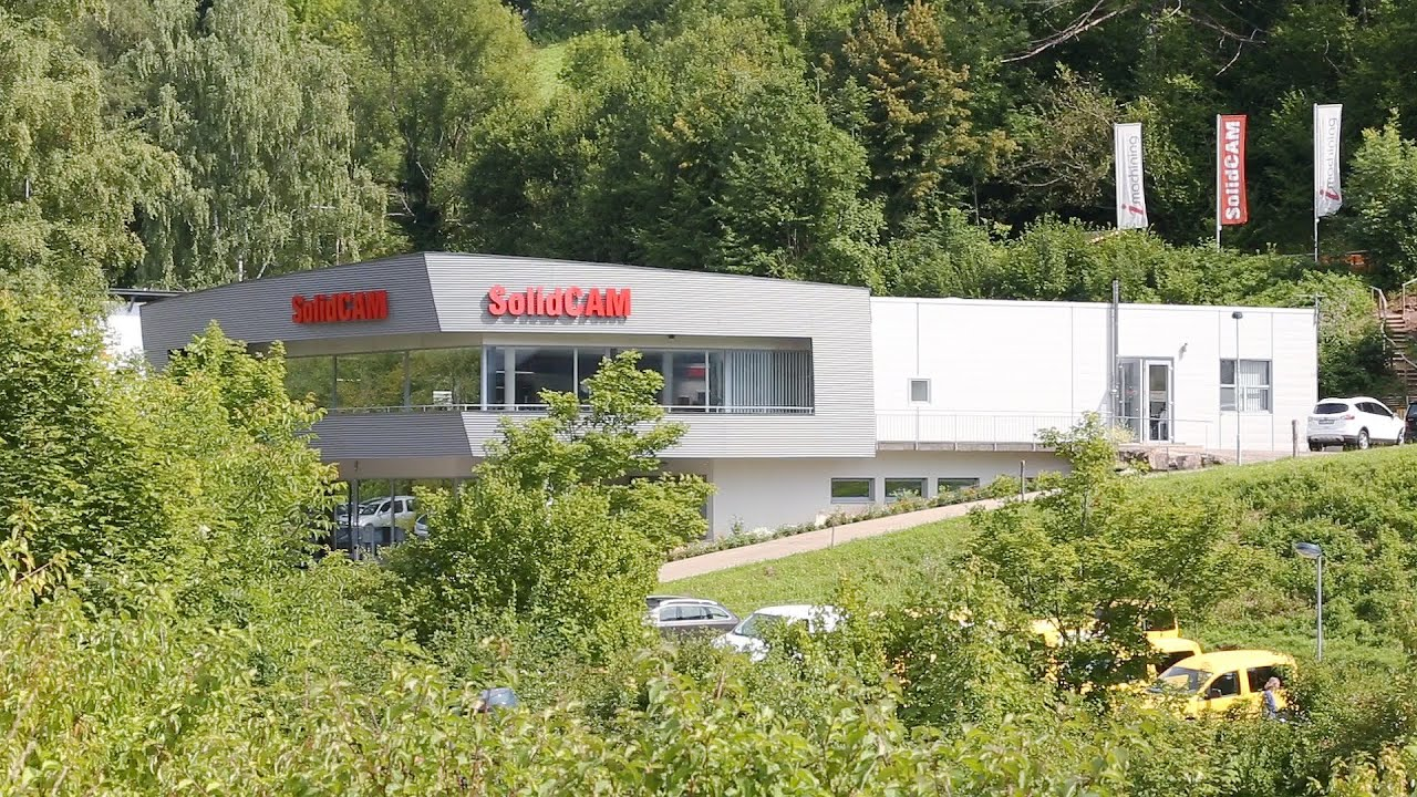 SolidCAM GmbH Technology Center