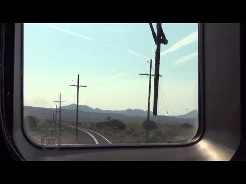 New Mexico RailRunner: FULL RIDE from Albuquerque to Santa Fe