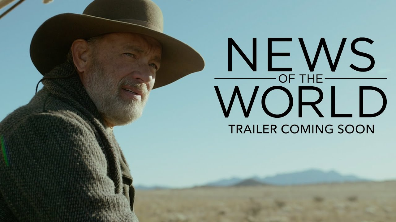 News of the World - In Theaters Christmas (TV Spot #1)