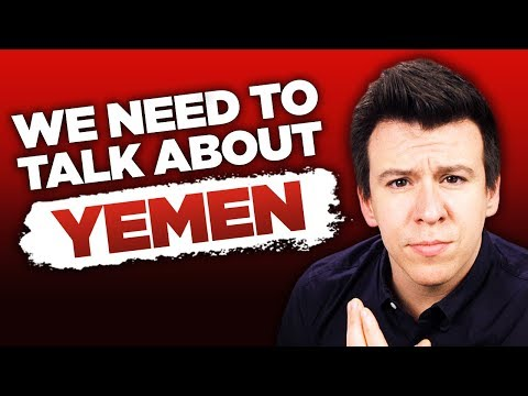 We Need To Talk About Yemen...
