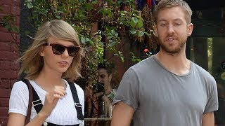 Calvin Harris Reveals Why He SNAPPED At Taylor Swift After Their Split