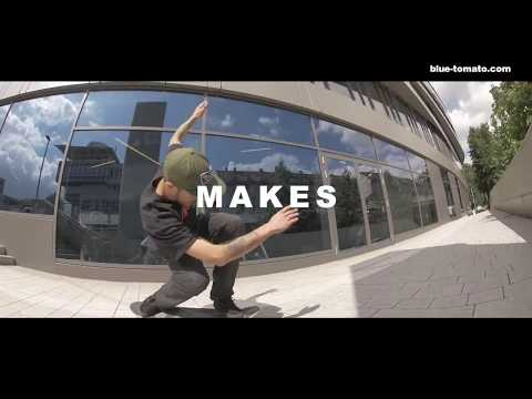 What makes your heart beat? Skateboarding at Blue Tomato 2018
