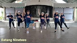 Automatic | Utada Hikaru | Batang Ninetees | Team Bruha | J Pop | Zumba Fitness | Dance Fitness