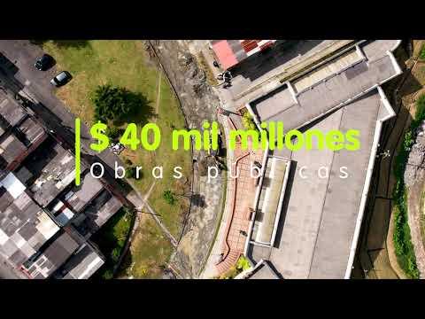 Esto es Manizales + GRANDE: invertimos $40 mil millones para reparación de vías
