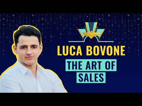 The art of sales by Luca Bovone