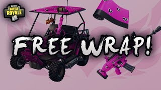 Share The Love Event! - How To Get A Free Wrap In Fortnite!