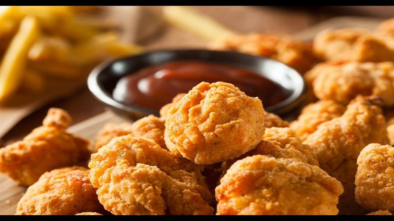 CHICKEN POPCORN RECIPE | Easy & Yummy