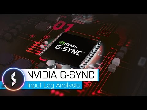 Nvidia G-Sync Lag Analysis
