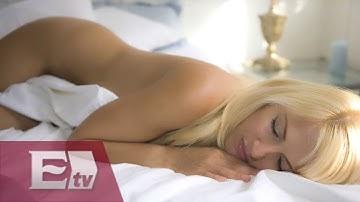 Los beneficios de dormir desnudo/ Entre Mujeres
