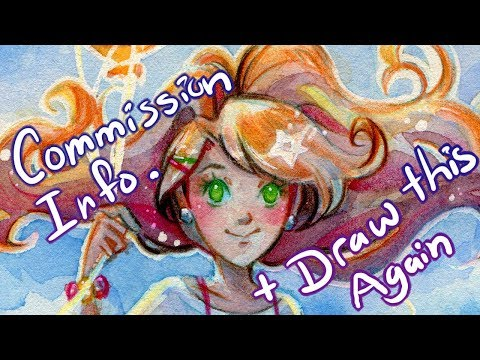 Advice on Selling Art Commissions (Everything youd Need to Know to get Started)