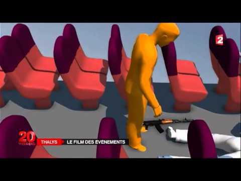 attentat Thalys recapitulation