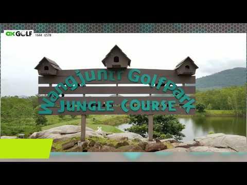 태국 왕짠골프파크 Wangjuntr Golf Park 답사라운딩 영상