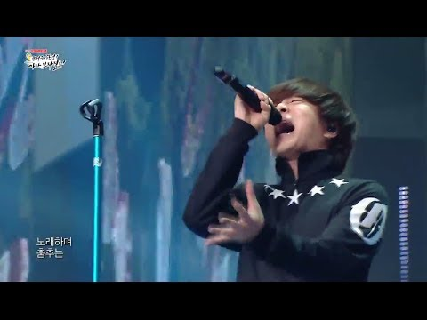[HOT] Yoon Do Hyun - A flying Butterfly, 윤도현 - 나는나비, 2014 World Cup Cheering Show 20140528