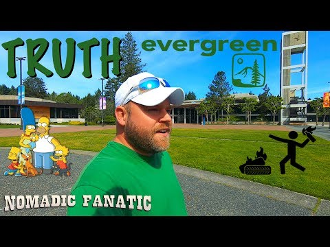 What ACTUALLY Happened at The Evergreen State College...
