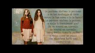 Birdy - People help the people (Traduzione Italiana)