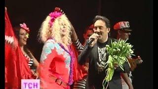 Зірки українського шоу-бізу привітали Кричевського з ювілеєм