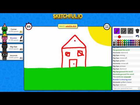 drawing games multiplayer Sketchfulio Multiplayer Drawing And Guessing Pictionary Game