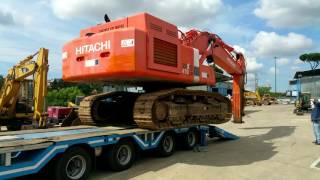 Hitachi ZX470 LCH-3 excavator