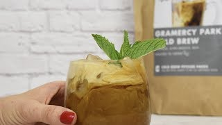Mint Mojito Iced Coffee Recipe Inspired by Philz