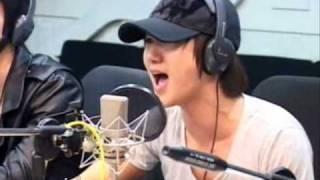 100520 Super Junior Pajama Party Noraebang [HQ]