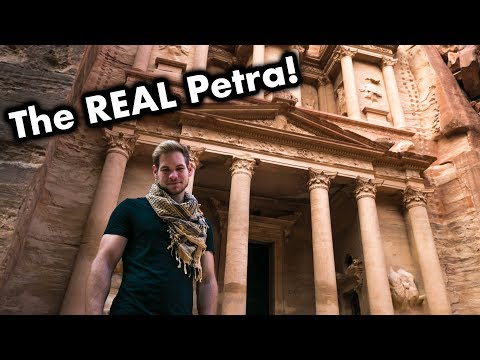 Petra Jordan - What they don't show you! (2020)
