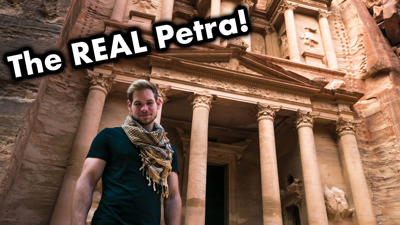 dirección Fraternidad Desgracia  Petra Jordan - What they don't show you! (2020) - YouTube