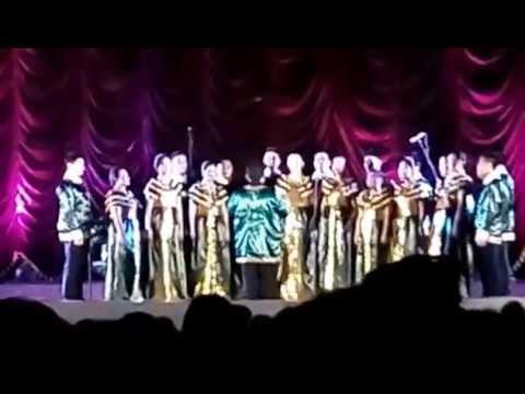 UST Coro de Ruiseñores (Nursing Chorale) - Iisang Bangka (arr. Palaruan)