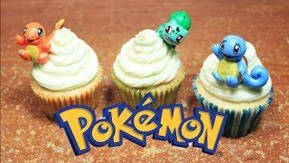 ➪ Cupcakes De Pokemon! ✭ ¿Como hacer cupcakes de limón? - Miranda Ibañez