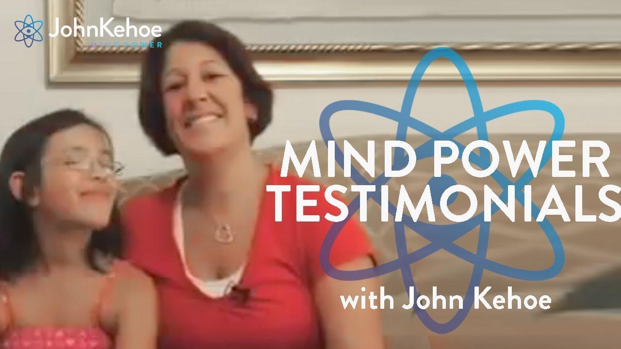 john kehoe mind power training