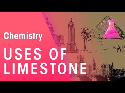 What are the uses of Limestone? | The Chemistry Journey | The Fuse School