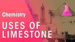 What are the uses of Limestone? | Environmental Chemistry | Chemistry | FuseSchool